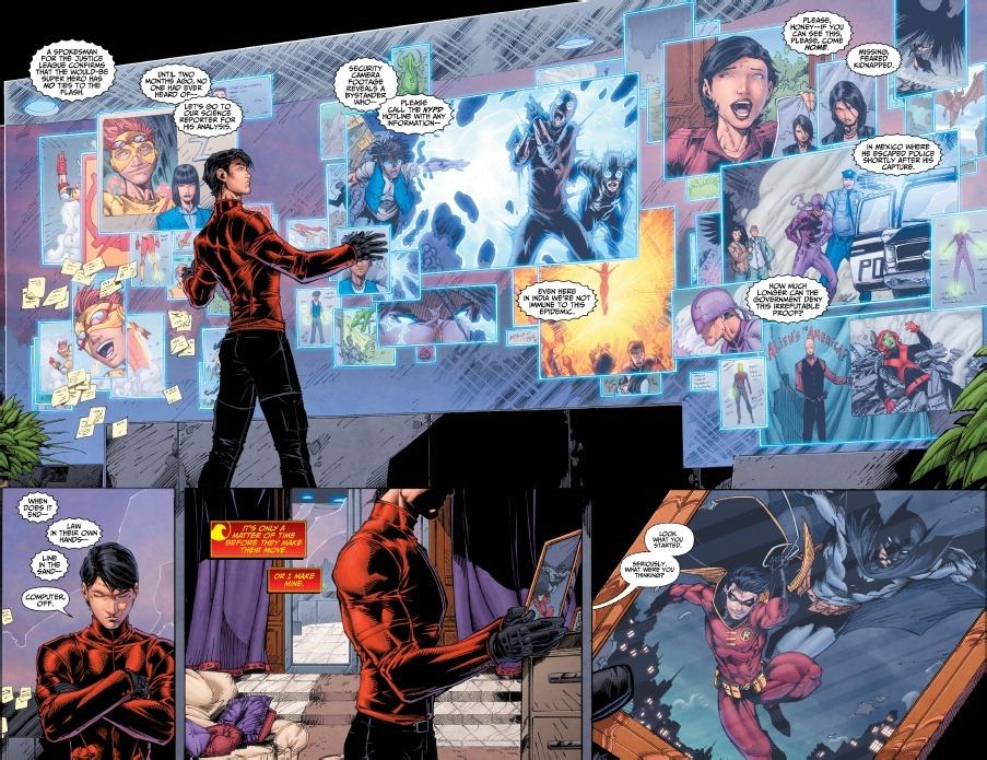 Review  Teen Titans, Volume 01  Mahou Tofu