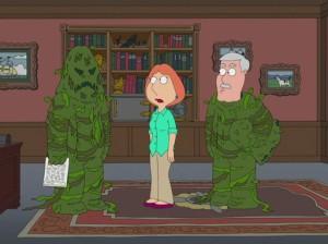 Not your evil swamp monster.
