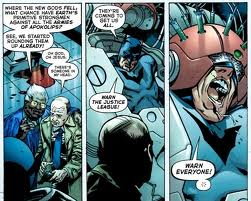 My mind almost could not handle everything that went on in Final Crisis.