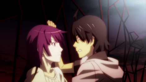 araragi and senjougahara