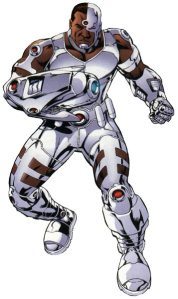 Why doesn't Cyborg get any love?