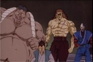 Who else wants to watch Rurouni Kenshin again?