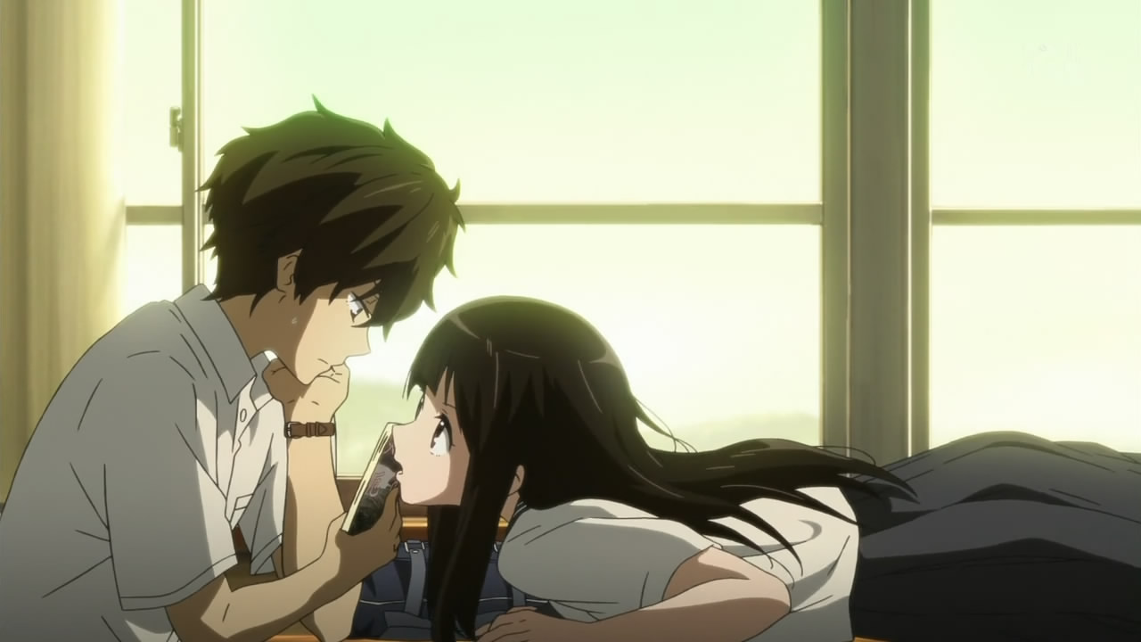 Top Picks The 10 Best Anime Couples Of 2012 Mahou Tofu