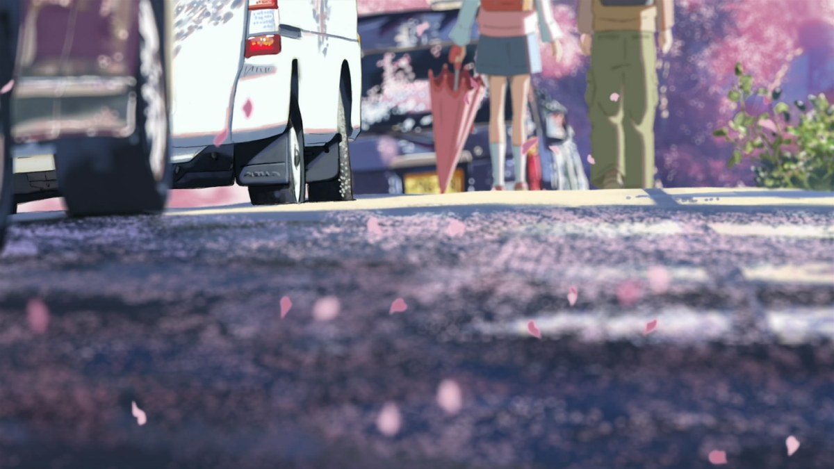 Review: 5 Centimeters Per Second