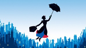 I have never seen Mary Poppins.