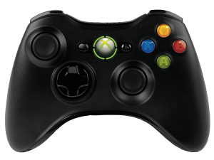 I like the black controller personally.