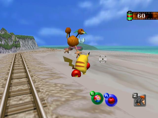 Image result for pokemon snap n64