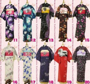 You can't have a slice of life series without yukatas.
