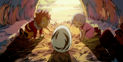 They raised an egg together. Enough said.
