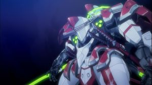 Before I say anything else, let's just look at how cool this mech is.