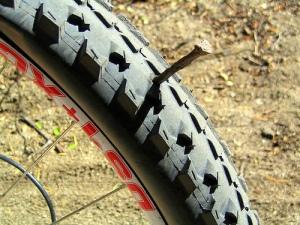 Flat tires suck.