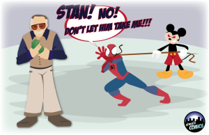 """""""Thus sayeth the Lord God of Isreal: Let my Spider-Man go!"""""""