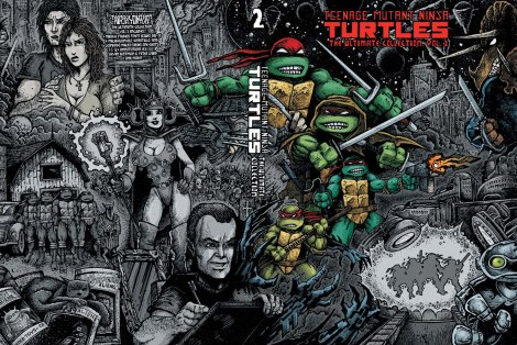 You can't hate the turtles.