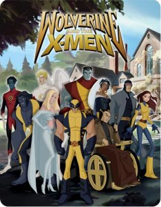 Not this Wolverine and the X-Men, but, uh, check that out too