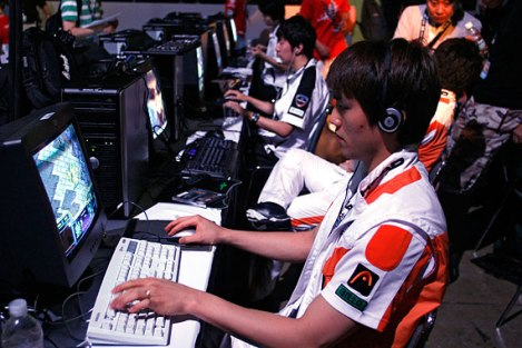 To be fair, South Korea needs all that broadband to support their Starcraft tournaments...