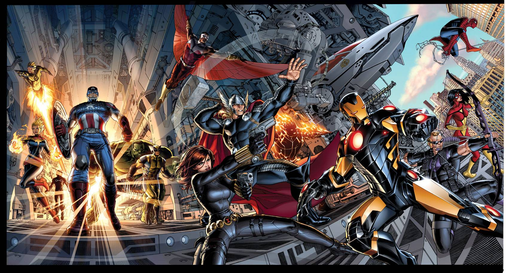 discussion marvel now part 2 avengers mahou tofu. Black Bedroom Furniture Sets. Home Design Ideas