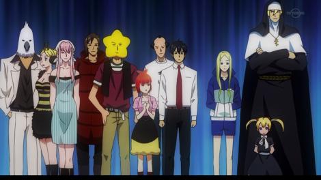 I love this anime.