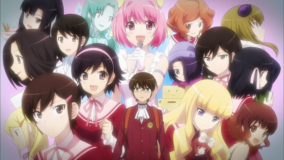 The World God Only Knows - Master Post
