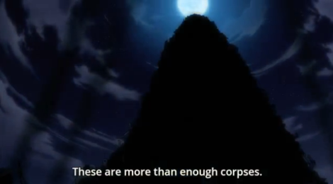That is a lot of corpses.
