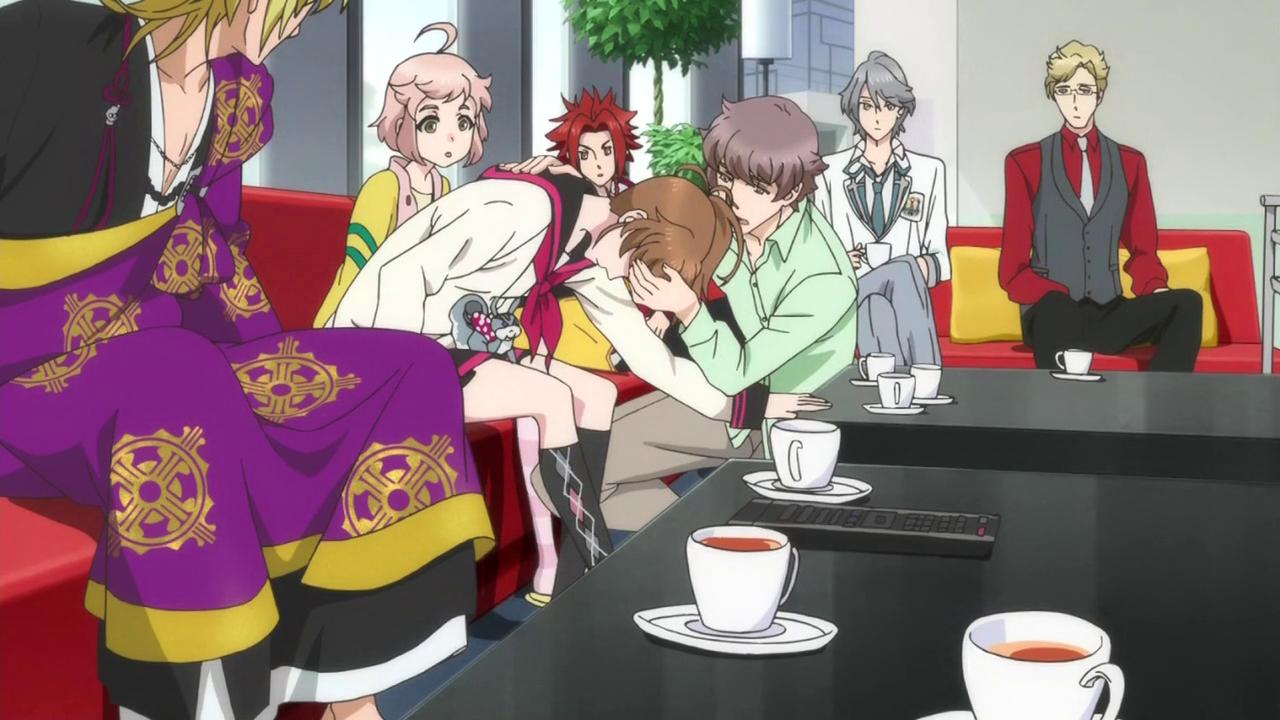 Impression Brothers Conflict Episode 01 Mahou Tofu