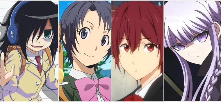 K Anime Character Poll : Poll favorite female anime character of summer