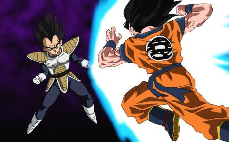 I wanted to see more Goku vs Vegeta fights.