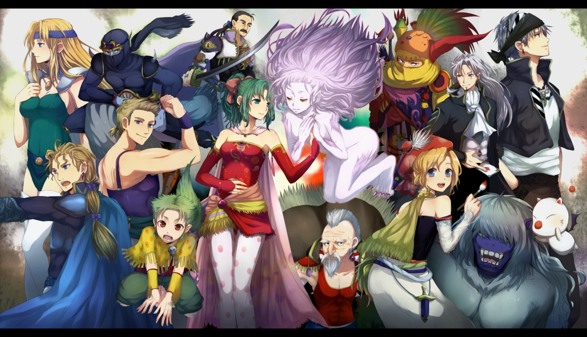 "Analysis - ""Final Fantasy VI"" and the Advantages of 2D Narratives"