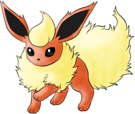 The little Eeveelution that couldn't kill anything.