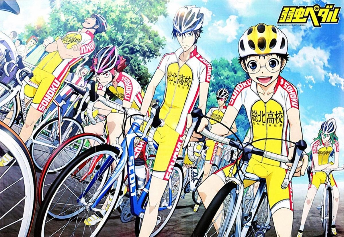 Yowamushi Pedal - Master Post