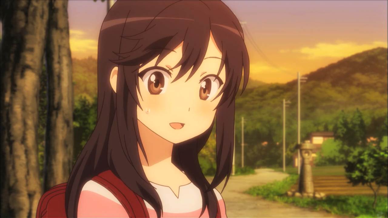 impression  u2013 non non biyori  episode 01