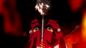 Ragna's a badass, but he can't save this poor adaptation.