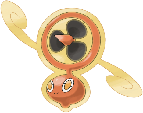 This is my least favorite Rotom form.
