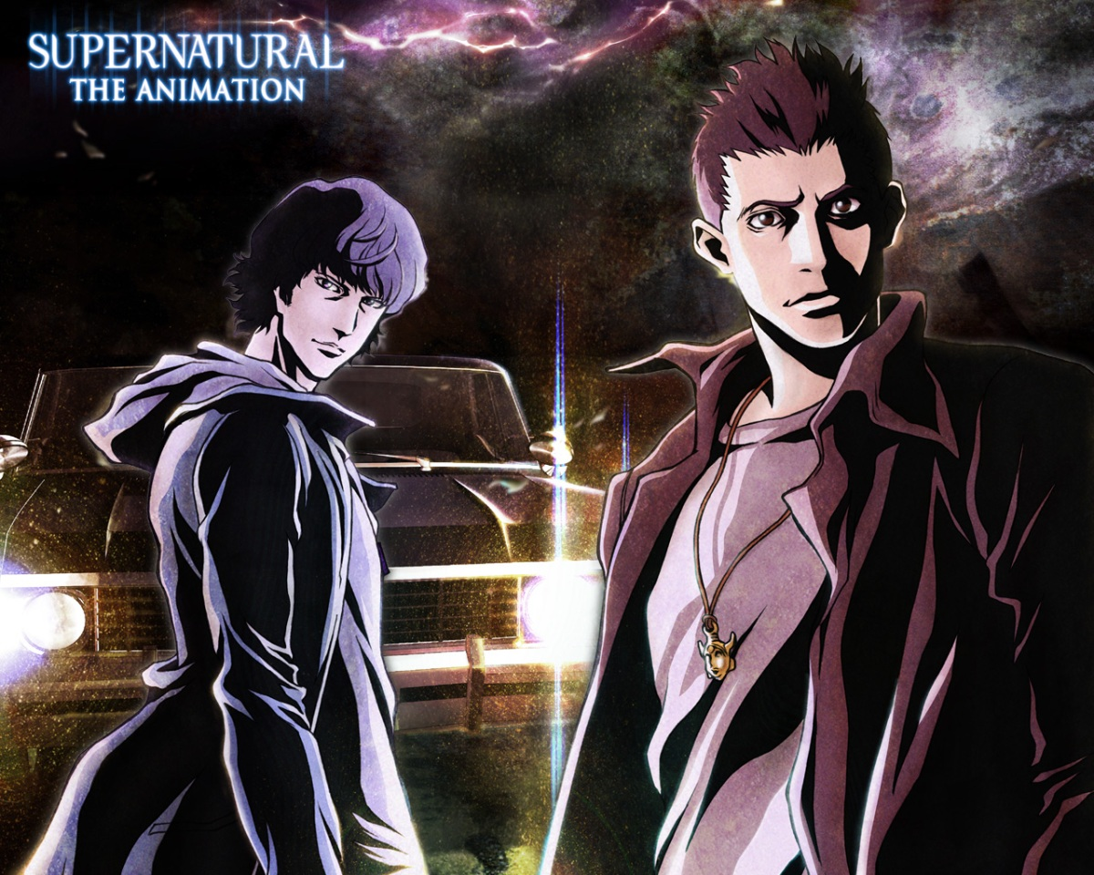 Review - Supernatural the Animation