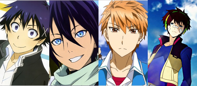 Anime Characters Male : Favorite male anime character of winter mahou tofu
