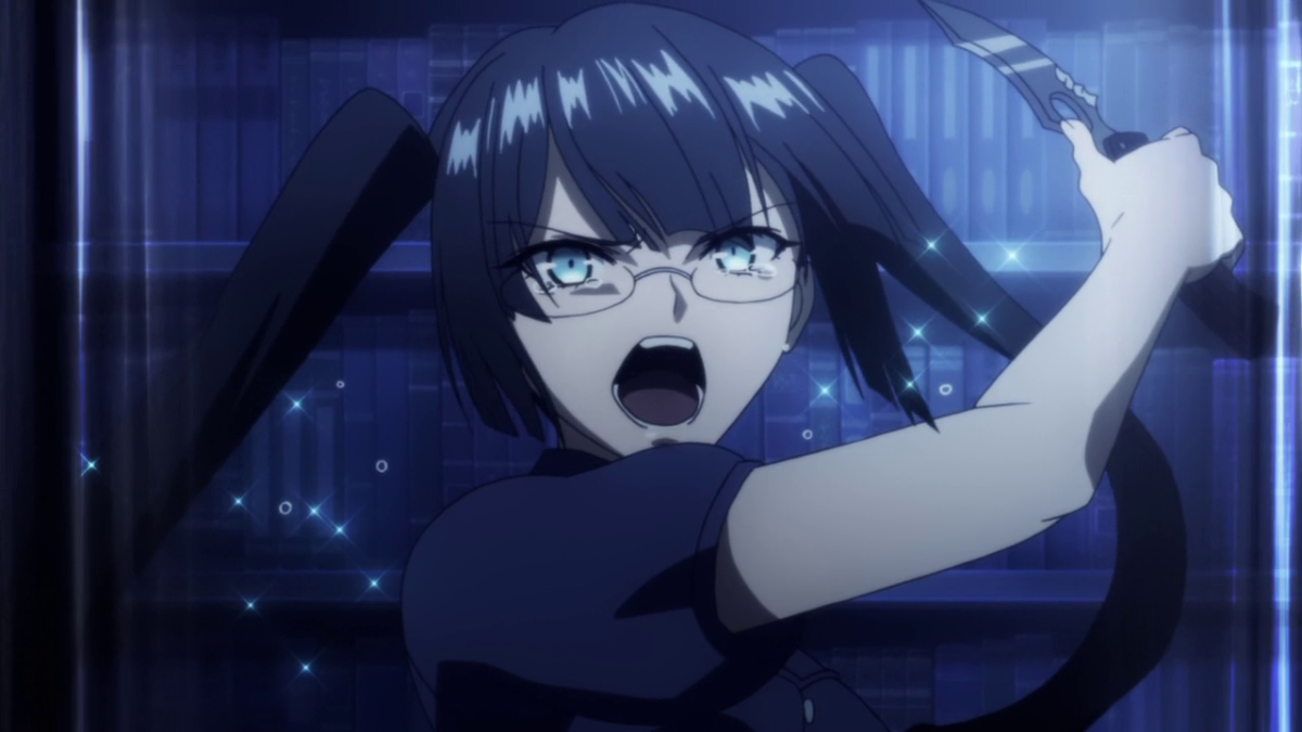 Impression - Akuma no Riddle, Episode 04