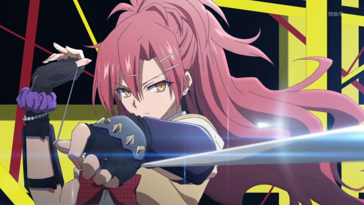 Impression - Akuma no Riddle, Episode 05