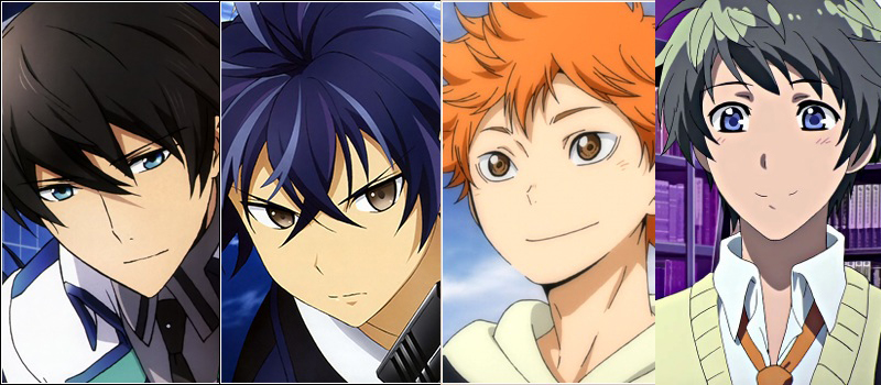 Poll Favorite Male Anime Character Of Spring 2014