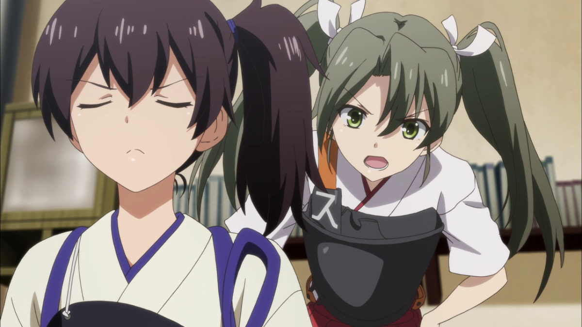 Impression - Kantai Collection, Episode 05