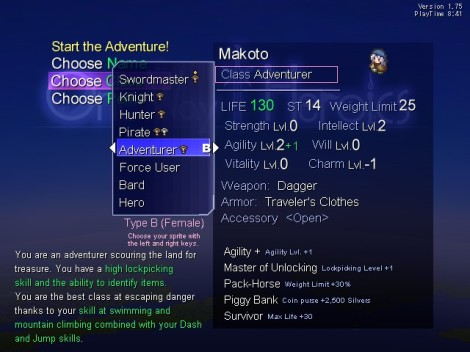 onewayheroics_menu